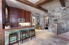 true trophy property on the mountain luxury homes