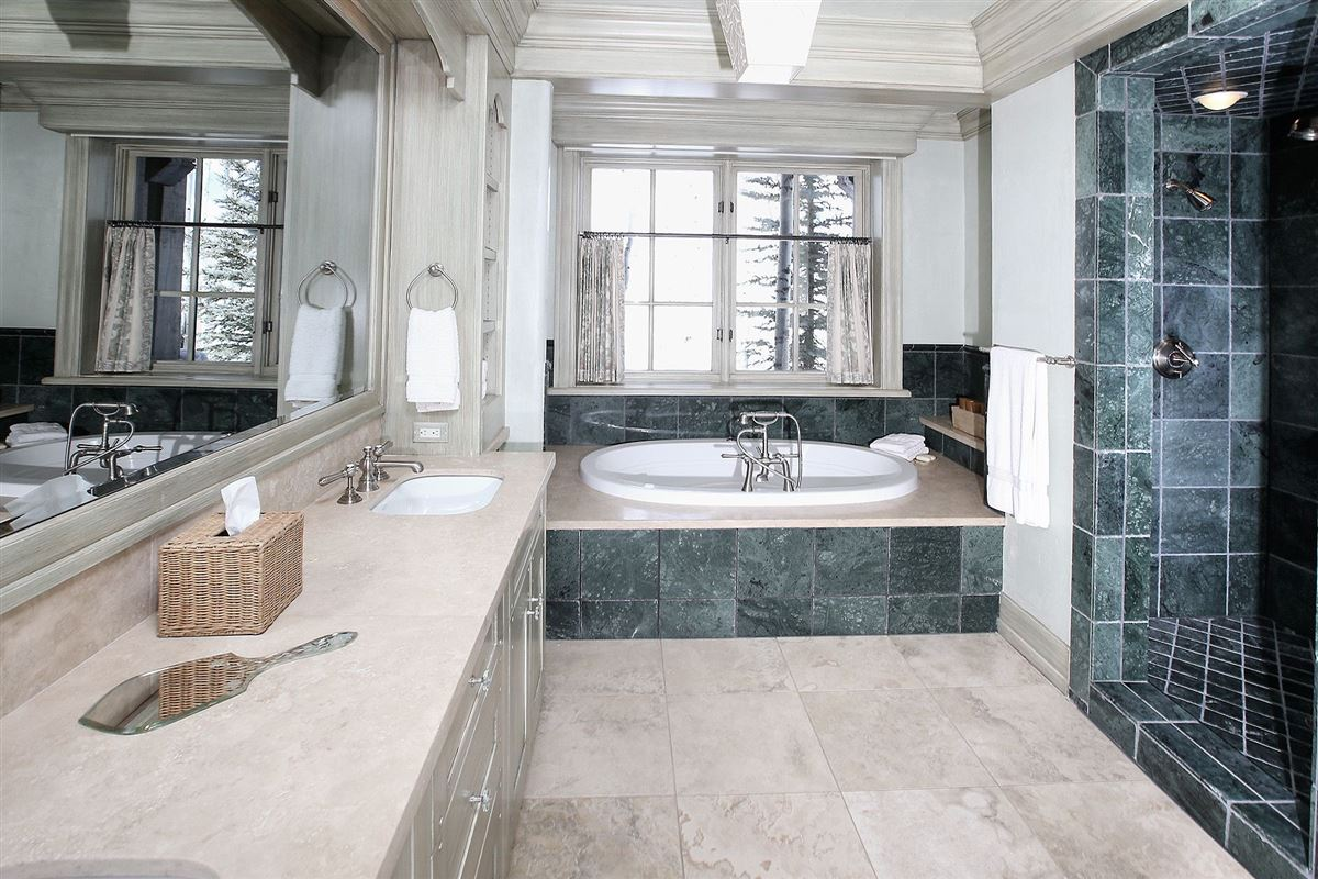 true trophy property on the mountain luxury real estate