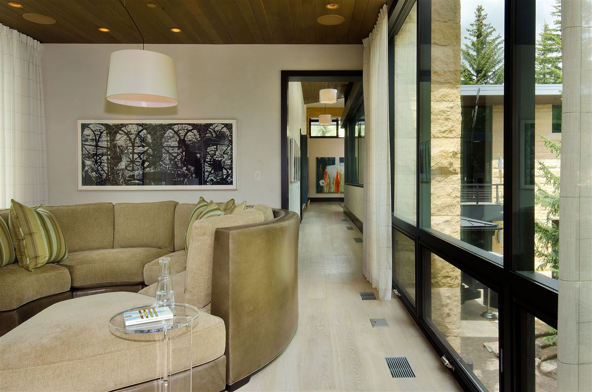 Luxury homes in one of the finest homes ever built in Vail Village