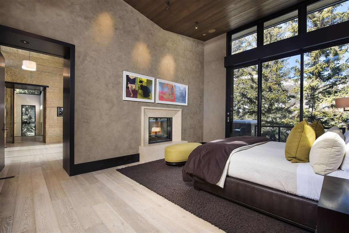 one of the finest homes ever built in Vail Village luxury properties