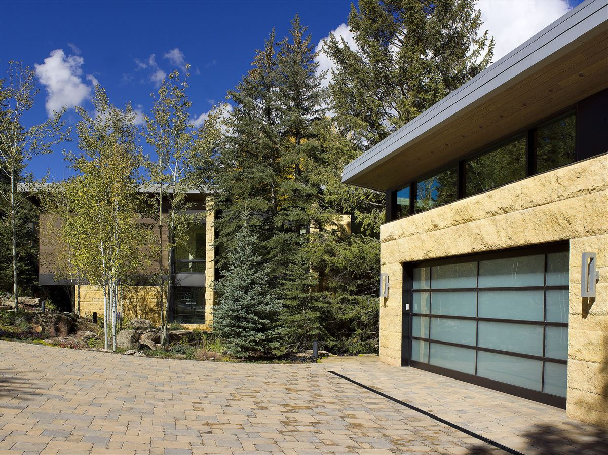 Luxury homes one of the finest homes ever built in Vail Village