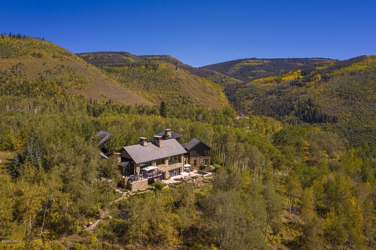 six bedroom Mountain star home with sweeping Valley views luxury real estate