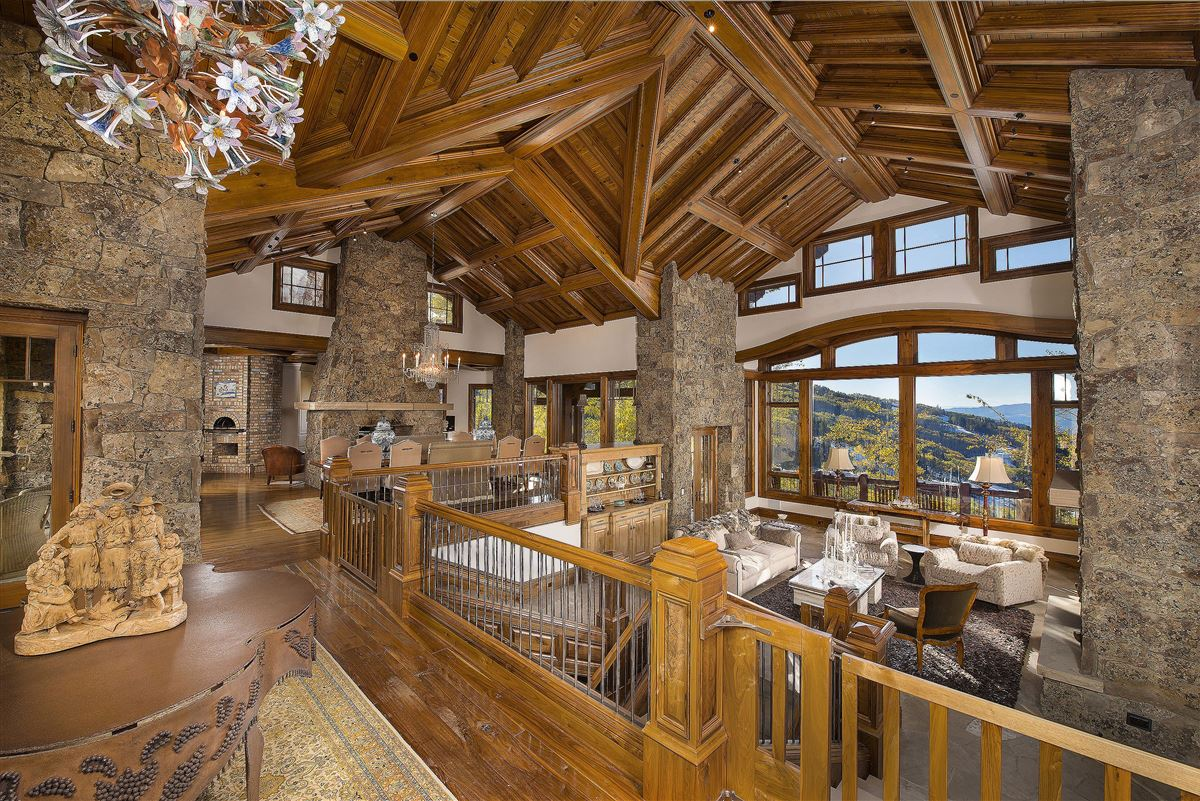 Luxury homes Lovely European design in avon, Colorado