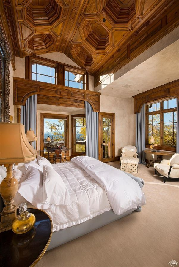 Lovely European design in avon, Colorado luxury homes