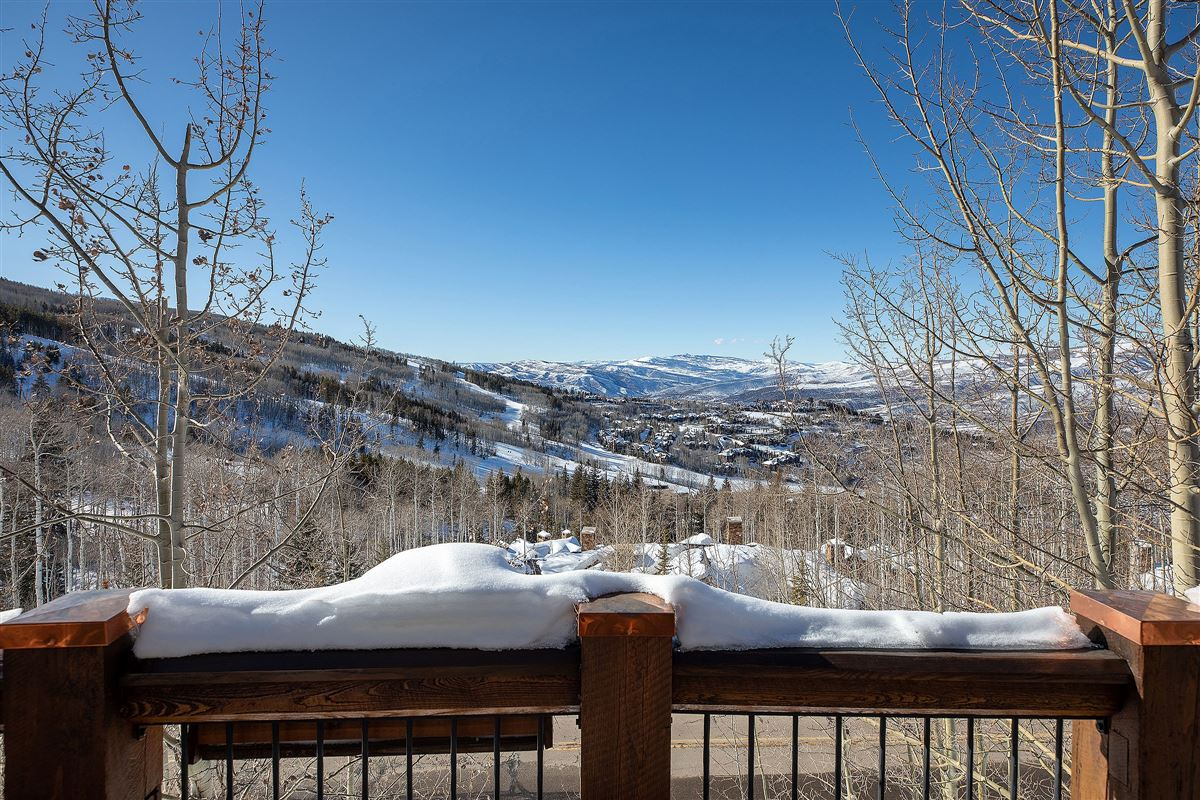 Luxury homes Timeless and exquisite craftsmanship in bachelor gulch