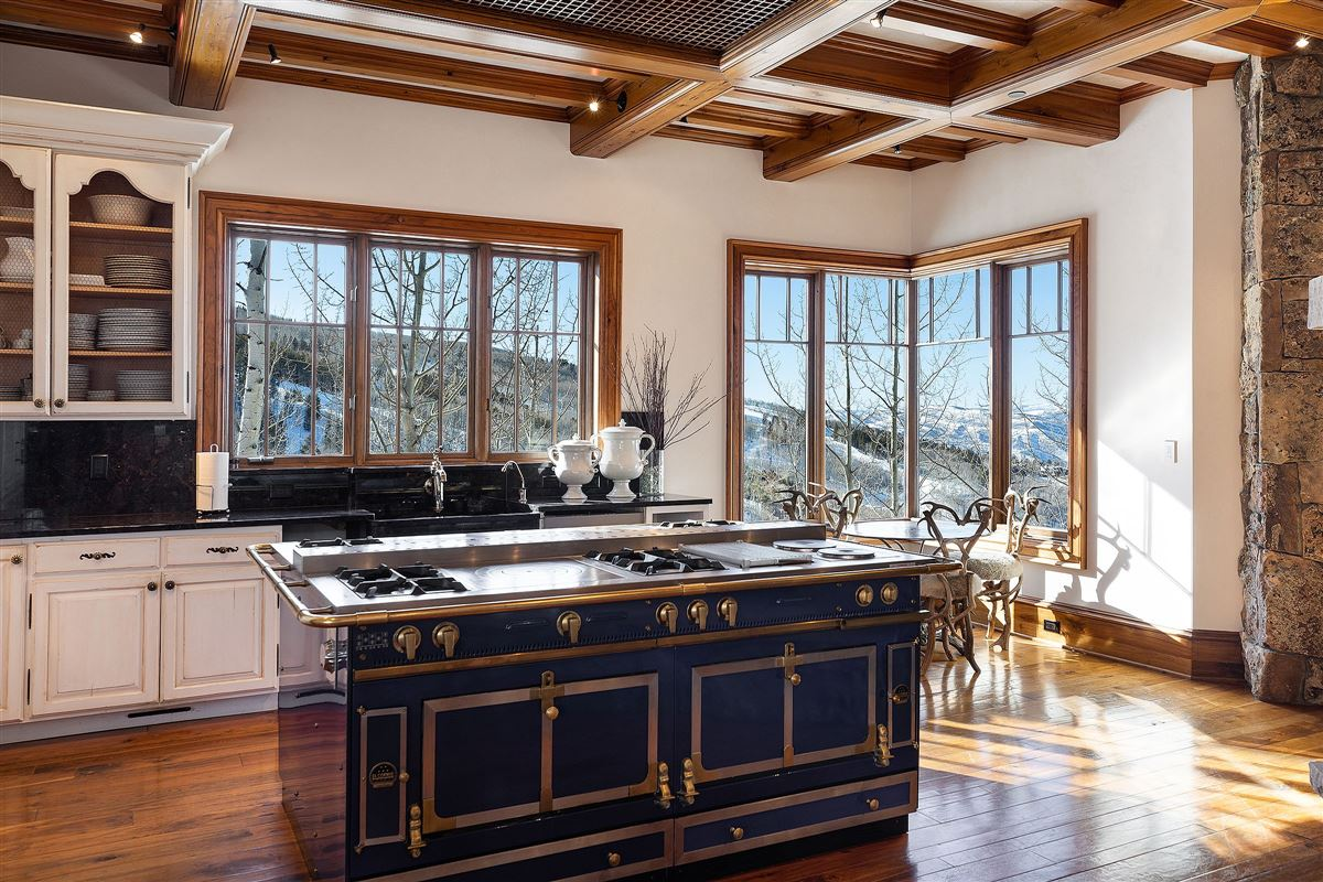 Luxury properties Timeless and exquisite craftsmanship in bachelor gulch