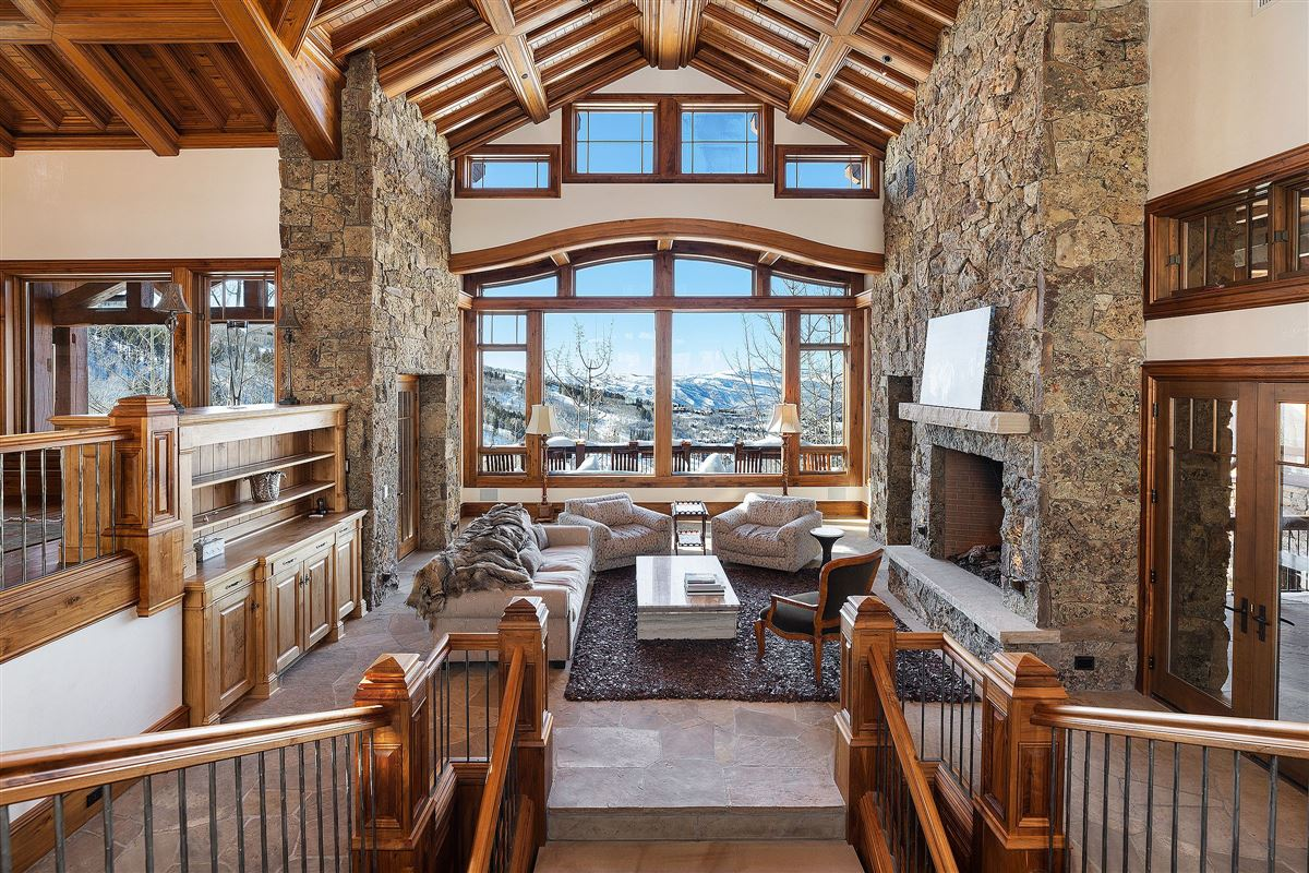 Timeless and exquisite craftsmanship in bachelor gulch luxury properties