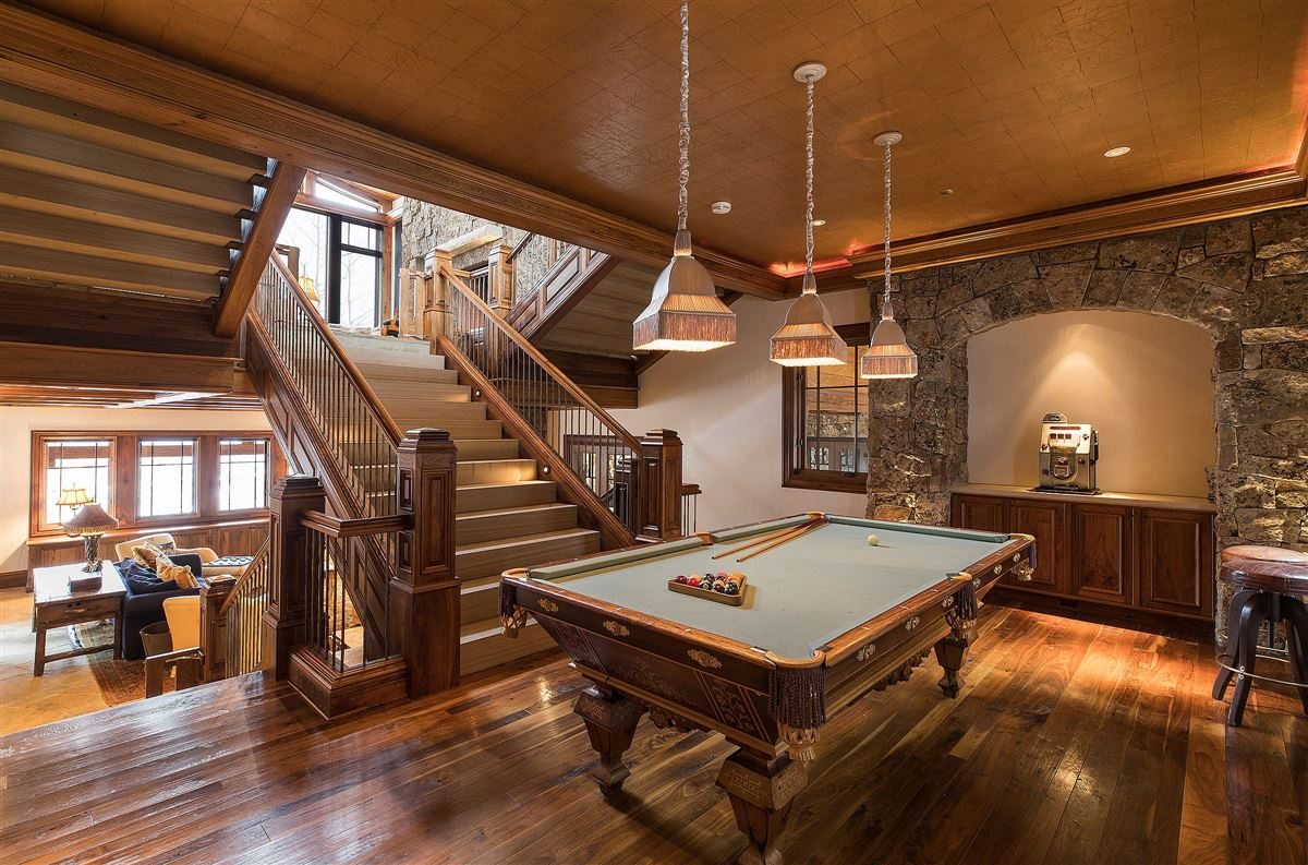 Timeless and exquisite craftsmanship in bachelor gulch mansions