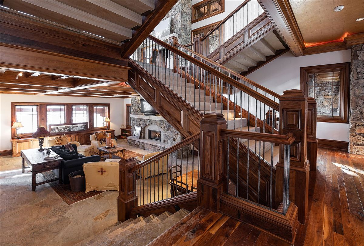 Luxury homes in Timeless and exquisite craftsmanship in bachelor gulch