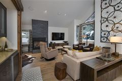 Luxury homes sophisticated mountain modern renovation