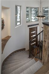Luxury real estate sophisticated mountain modern renovation