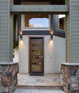 Luxury properties sophisticated mountain modern renovation