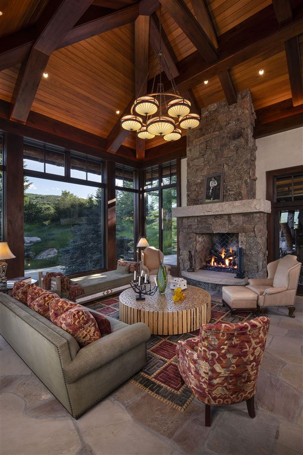 An astonishing architectural achievement luxury homes