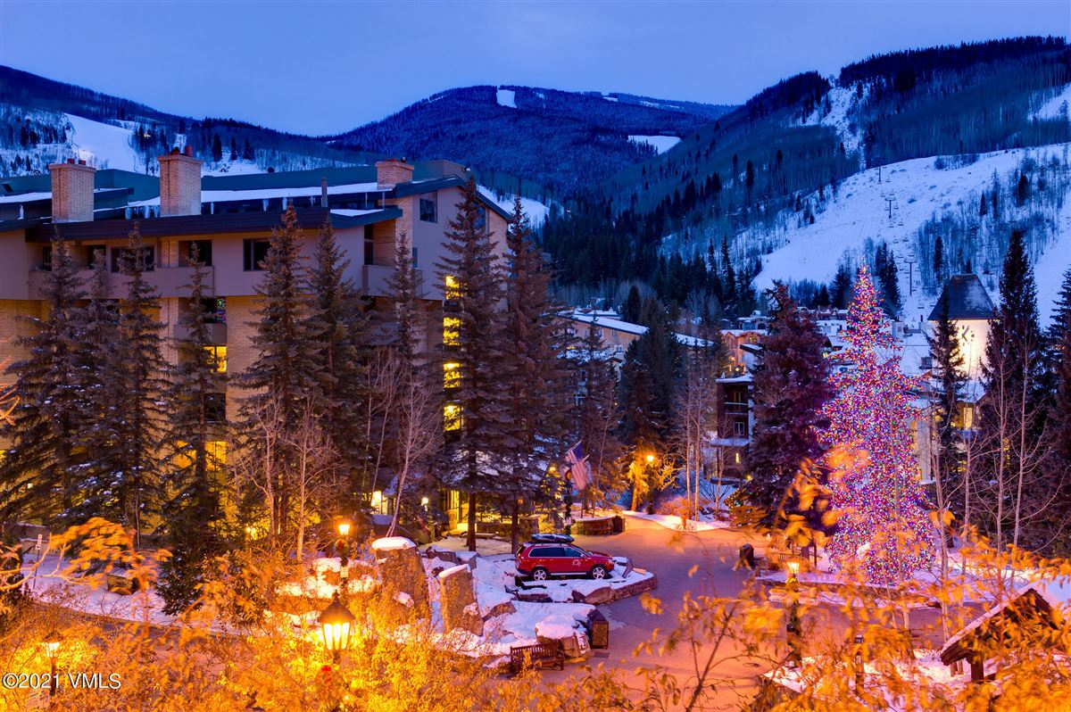 rare creekside opportunity in vail village mansions