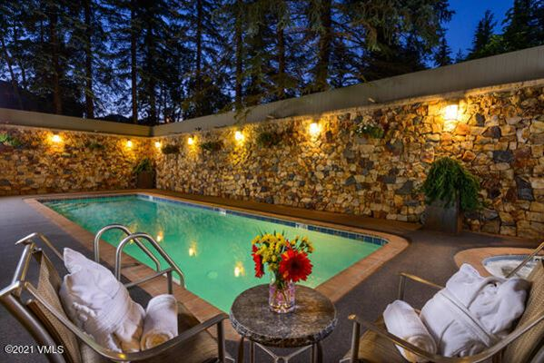 Luxury homes in rare creekside opportunity in vail village