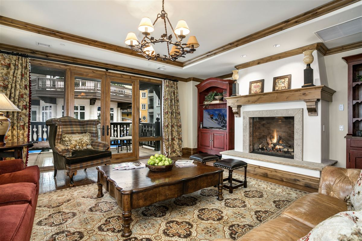 Luxury homes in The Arrabelle At Vail Square
