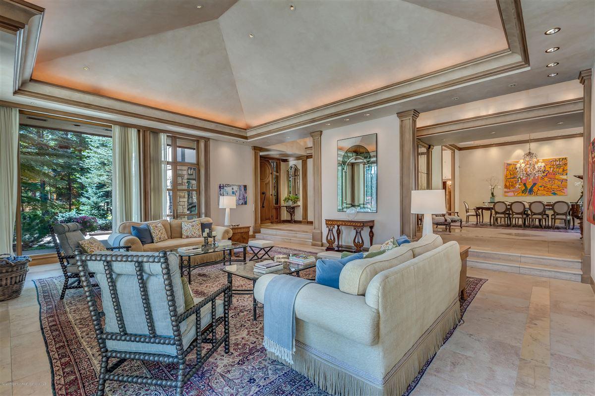 magnificent Aspen estate  mansions