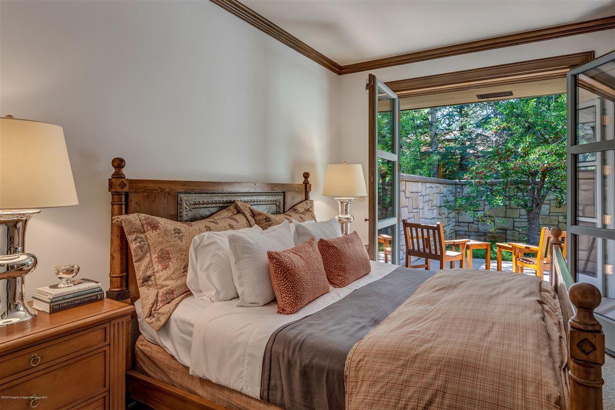 magnificent Aspen estate  luxury real estate