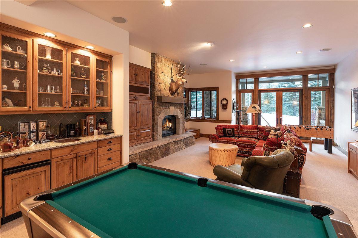 Luxury properties beautiful home with stunning sunset views