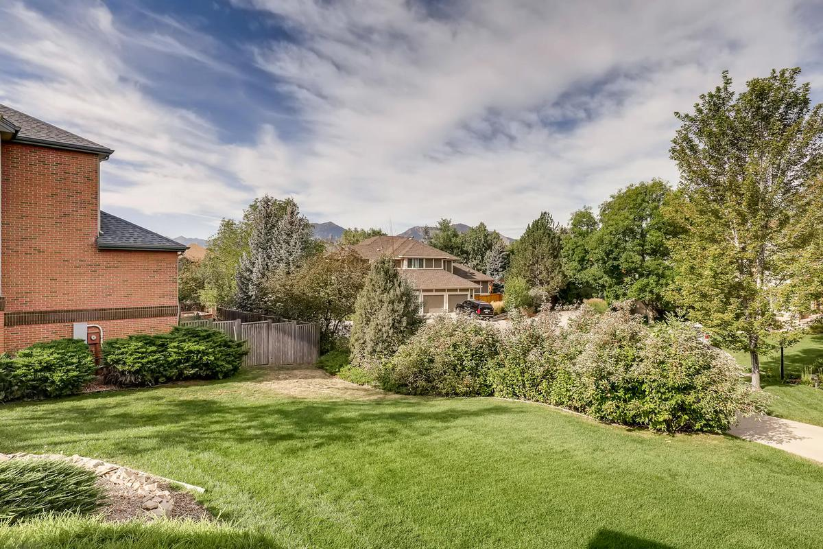 Luxury homes live the colorado dream here