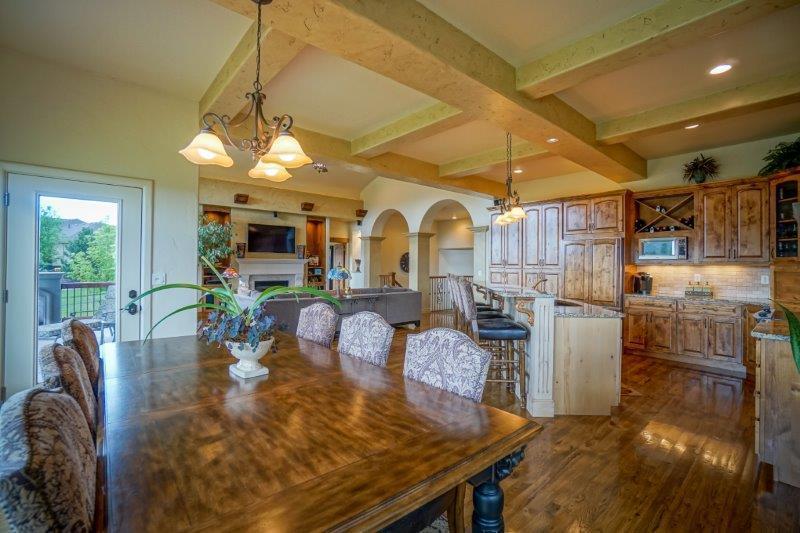 Luxury homes in Stunning Custom Ranch