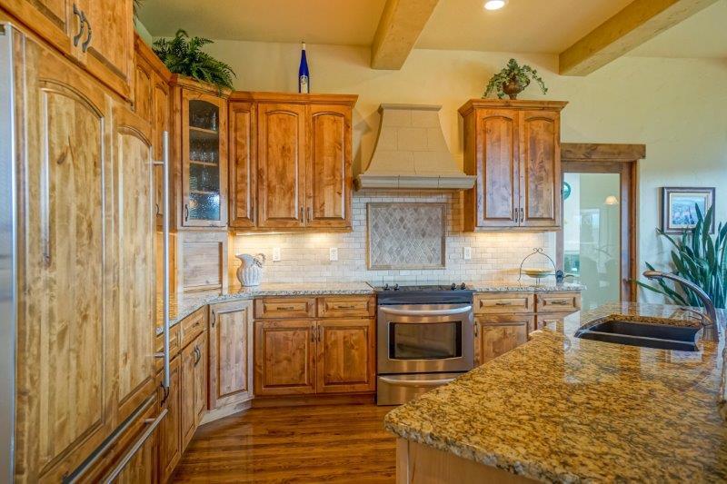 Mansions in Stunning Custom Ranch
