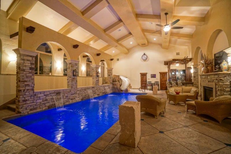 Luxury properties Stunning Custom Ranch