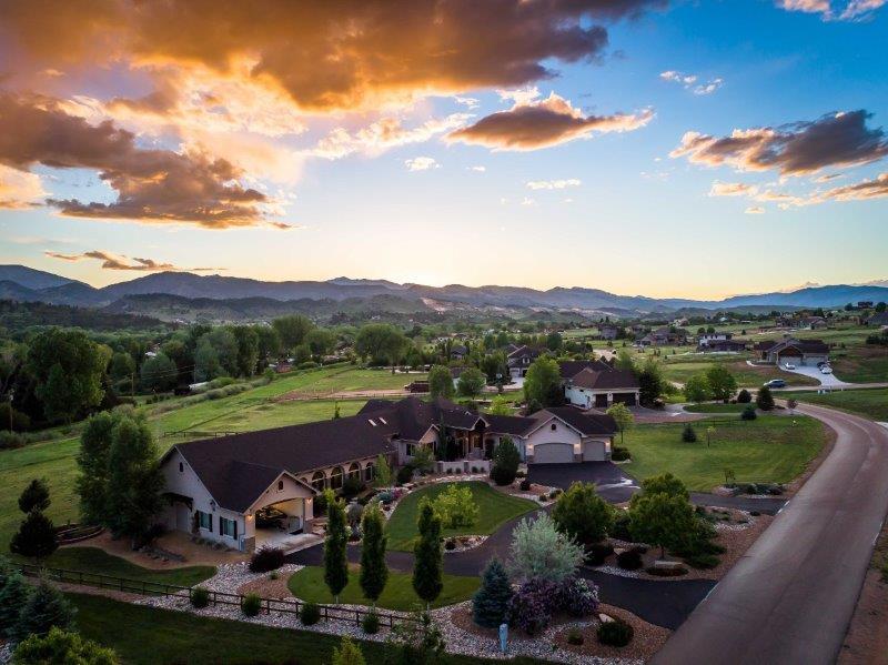 Stunning Custom Ranch mansions