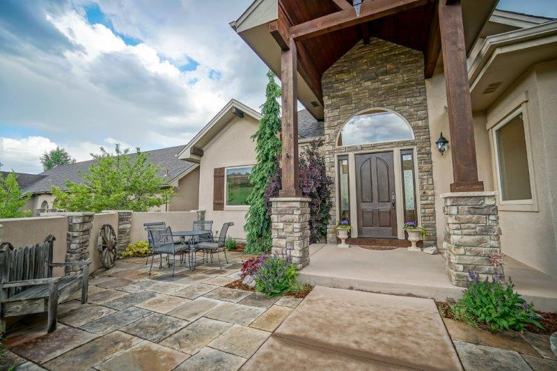 Luxury homes Stunning Custom Ranch