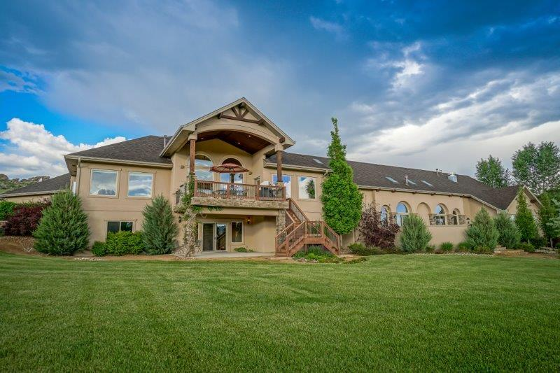 Stunning Custom Ranch luxury homes