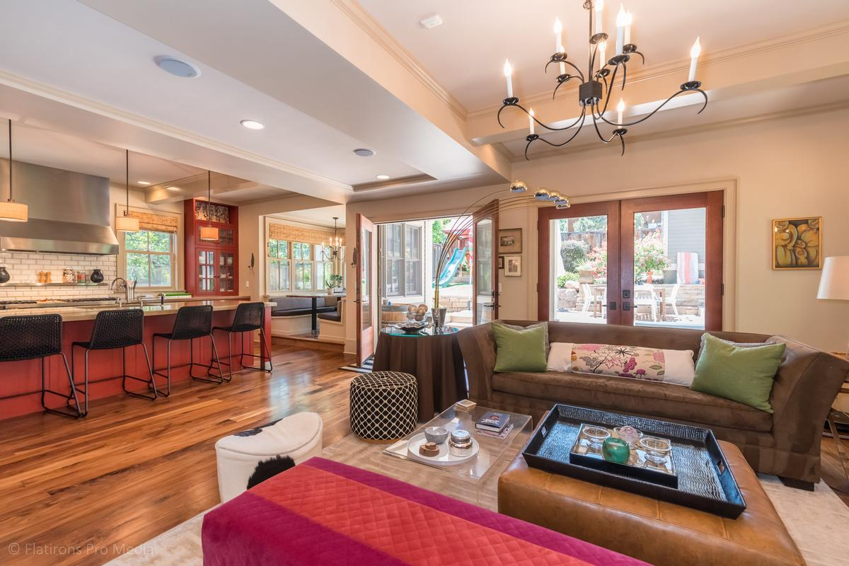 Luxury homes in Picture Perfect West Boulder