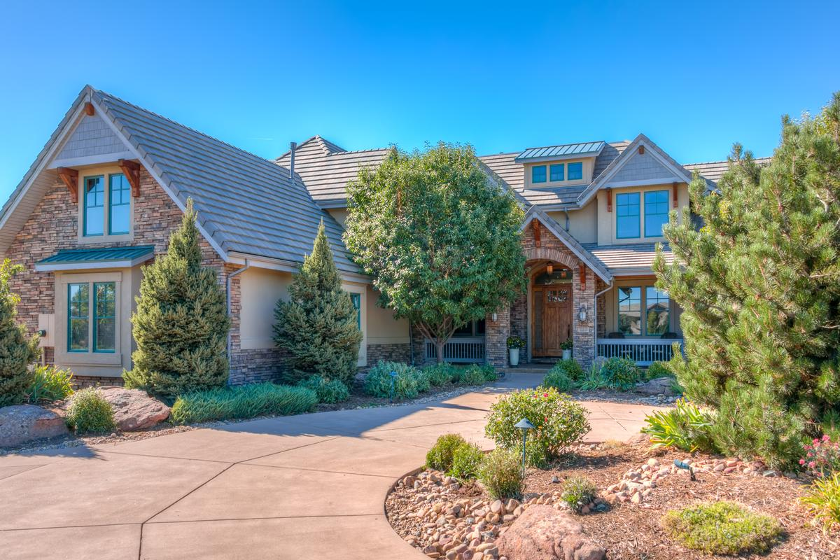 Impeccably maintained Craftsman Style home luxury homes