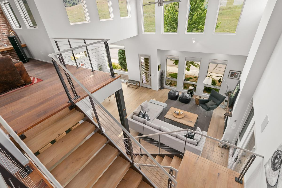 Exceptional Location in Boulder luxury real estate