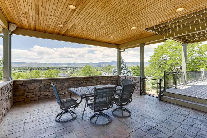Luxury properties 180 degree Views Sitting on 1 acre