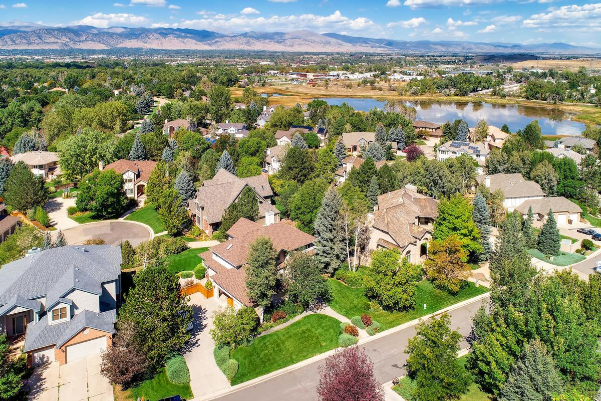 Luxury homes in live the colorado dream here