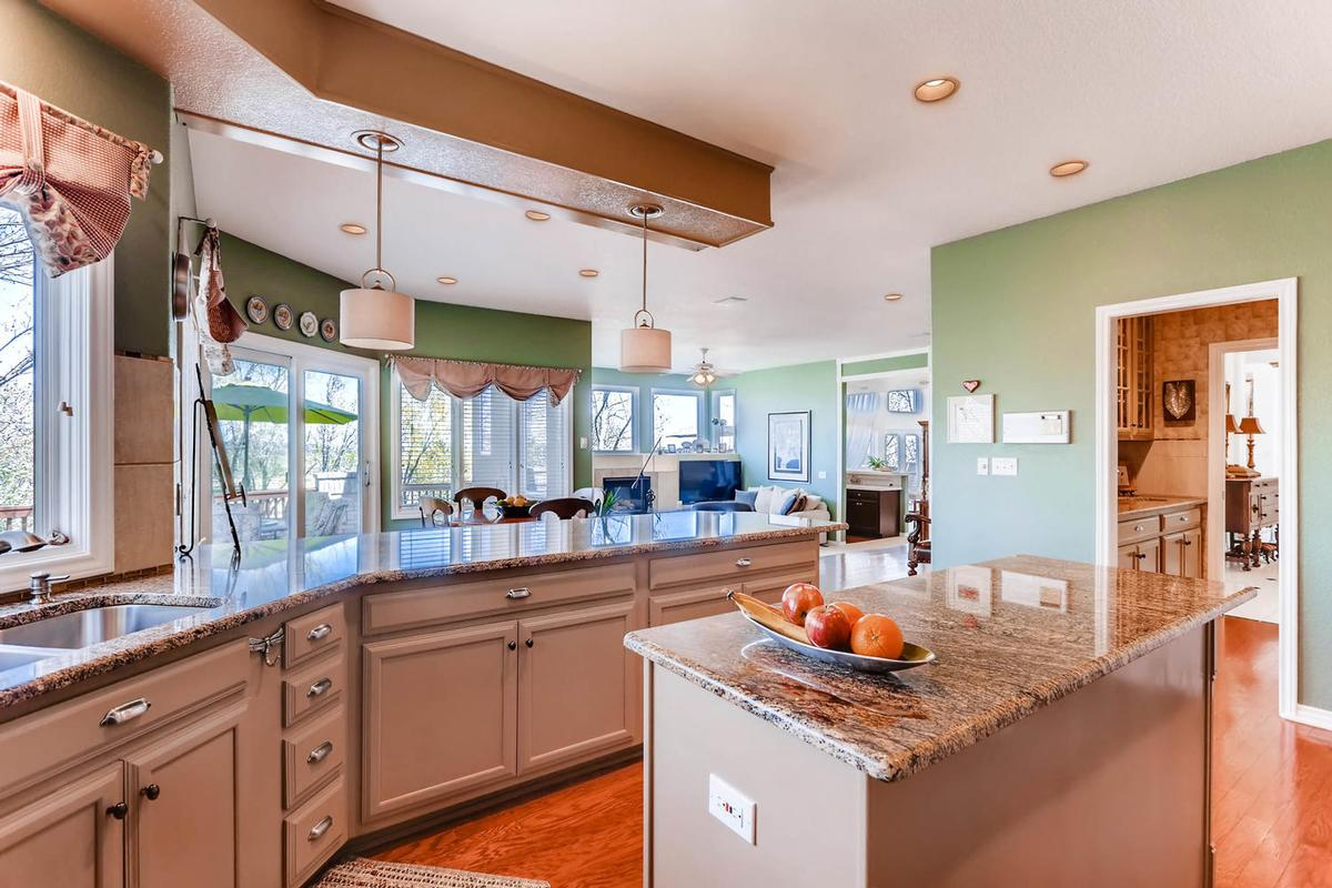 Exceptional living in Rock Creek luxury properties
