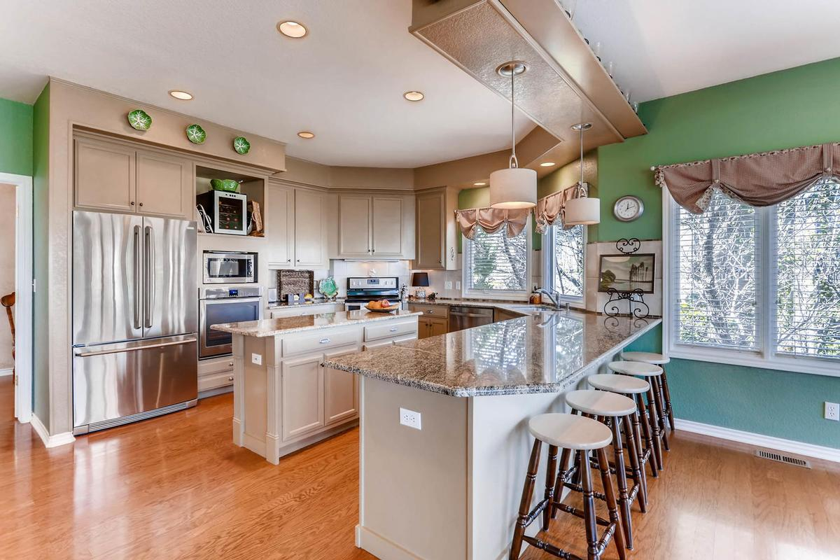 Luxury real estate Exceptional living in Rock Creek
