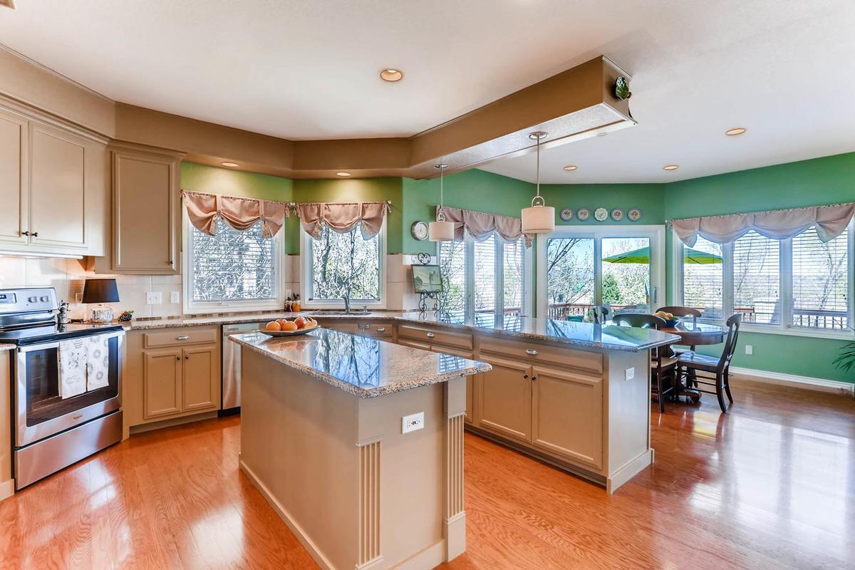 Luxury properties Exceptional living in Rock Creek