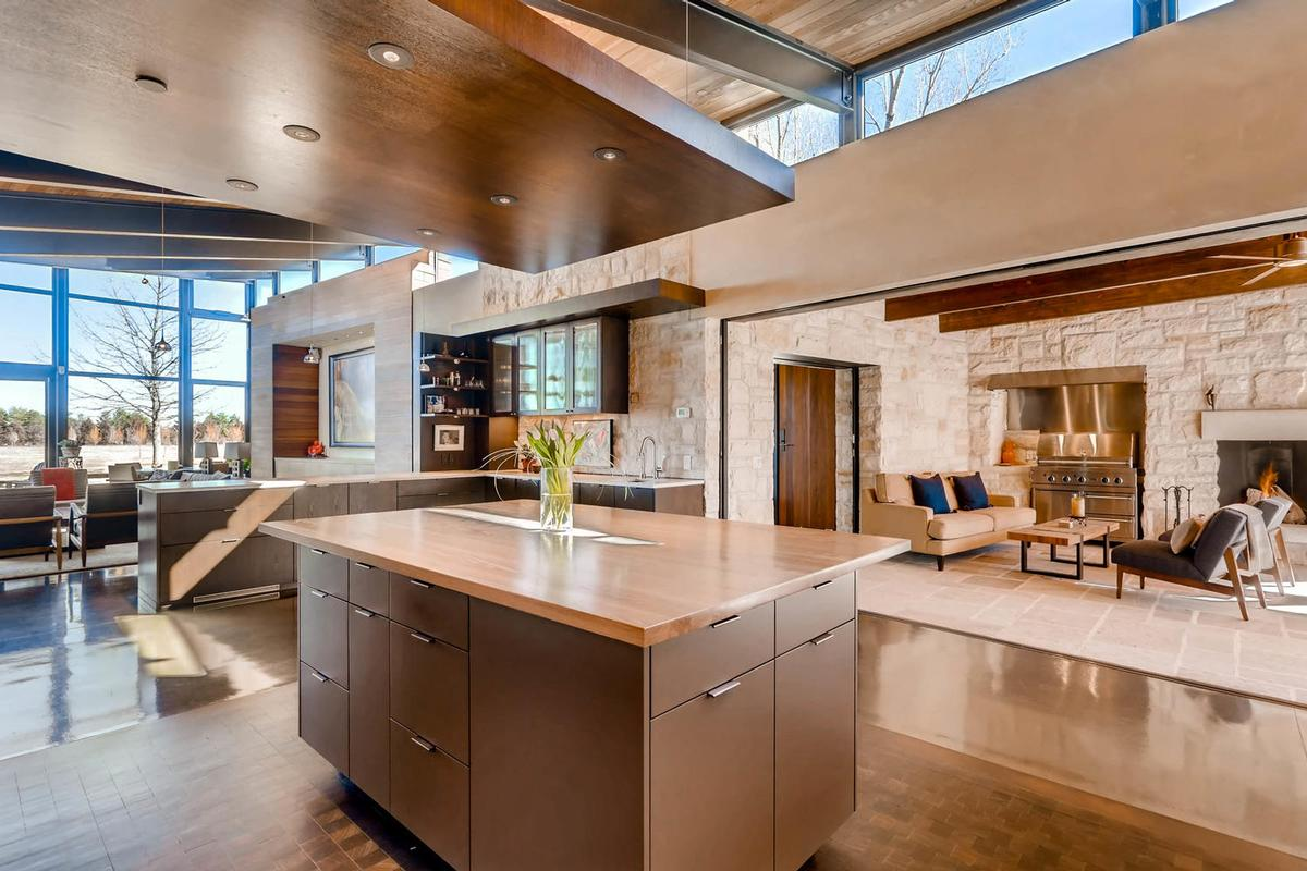 Luxury homes in Flapjack Farm - a Premier Boulder Residence