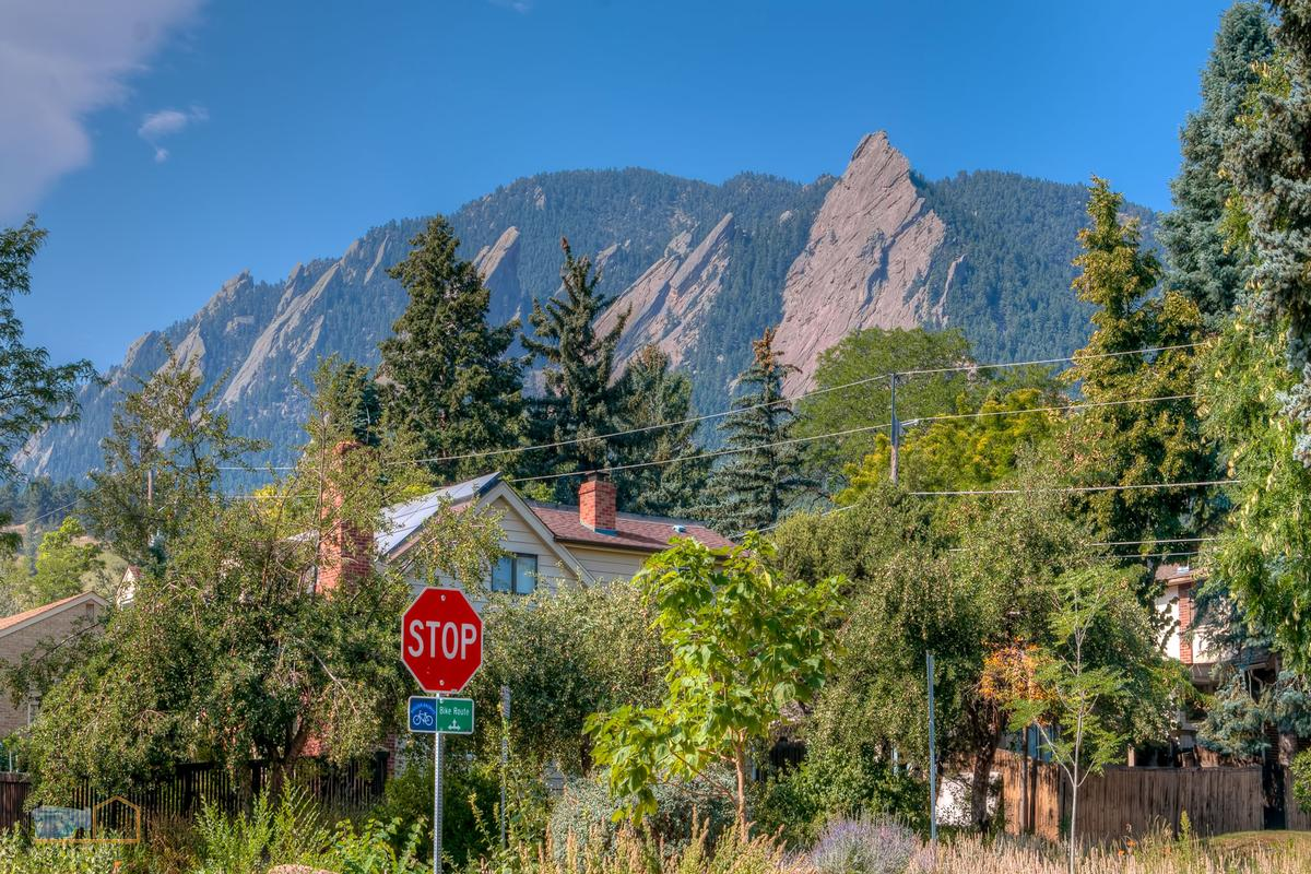 Mansions in Truly unique, very rare Boulder gem