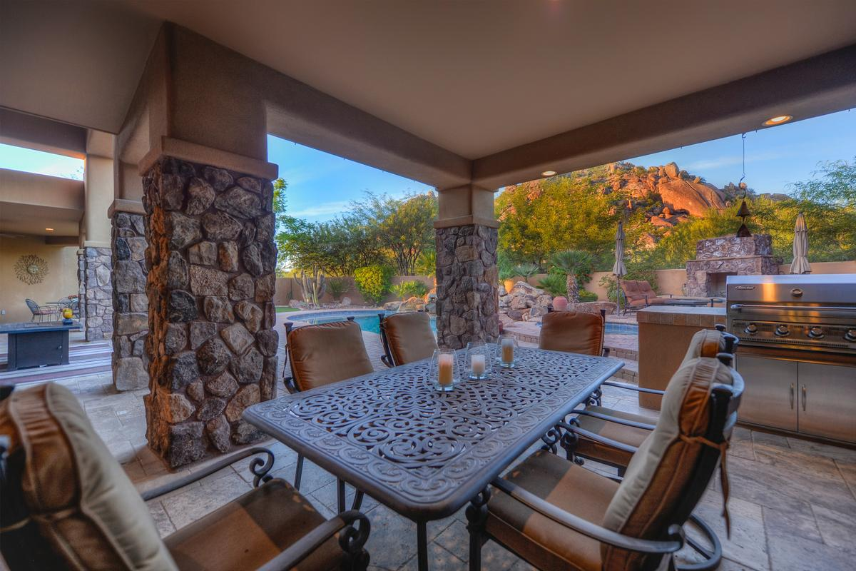 Mansions Troon Mountain Views in Troon, Scottsdale Arizona