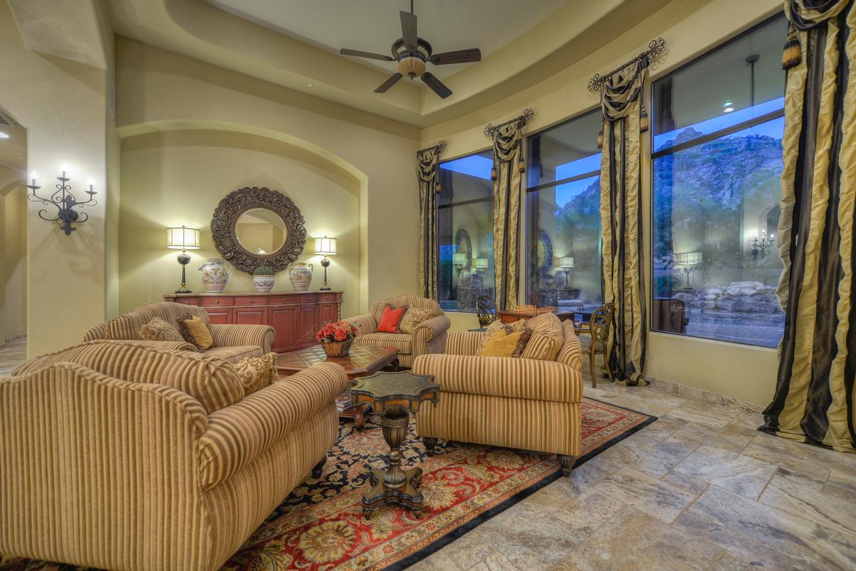 Luxury homes Troon Mountain Views in Troon, Scottsdale Arizona