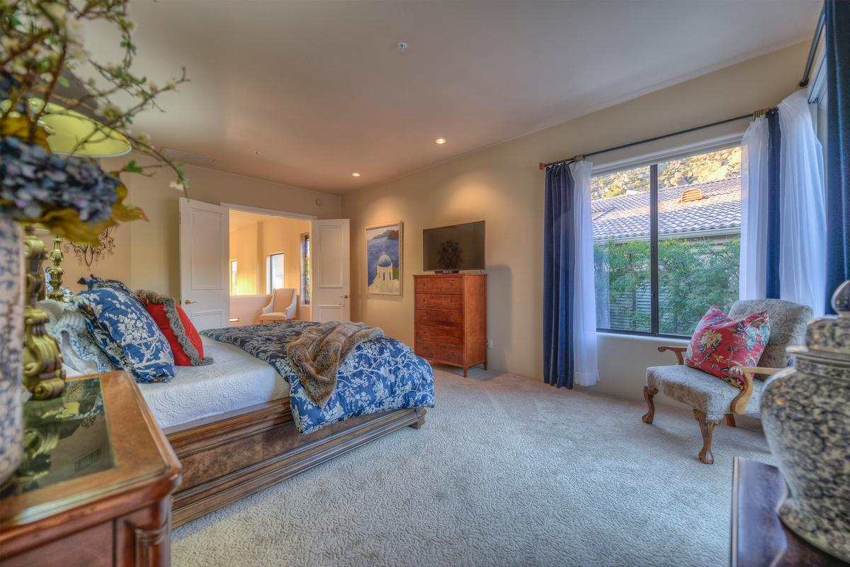 Expansive Views in Troon mansions