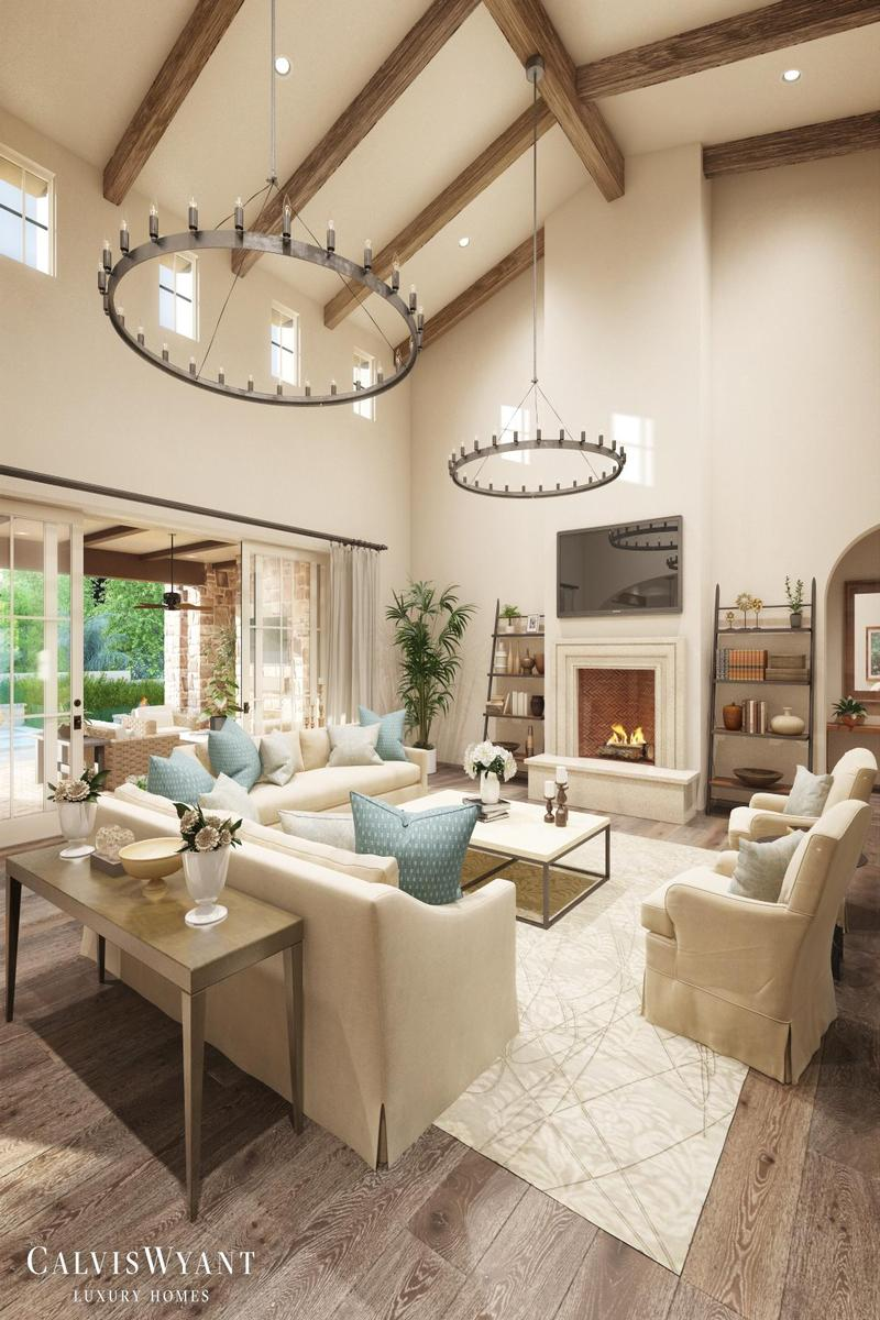 Luxury homes Cantabrica Estates in Troon Area