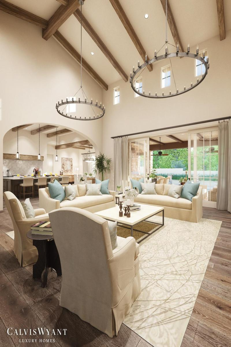 Cantabrica Estates in Troon Area luxury homes