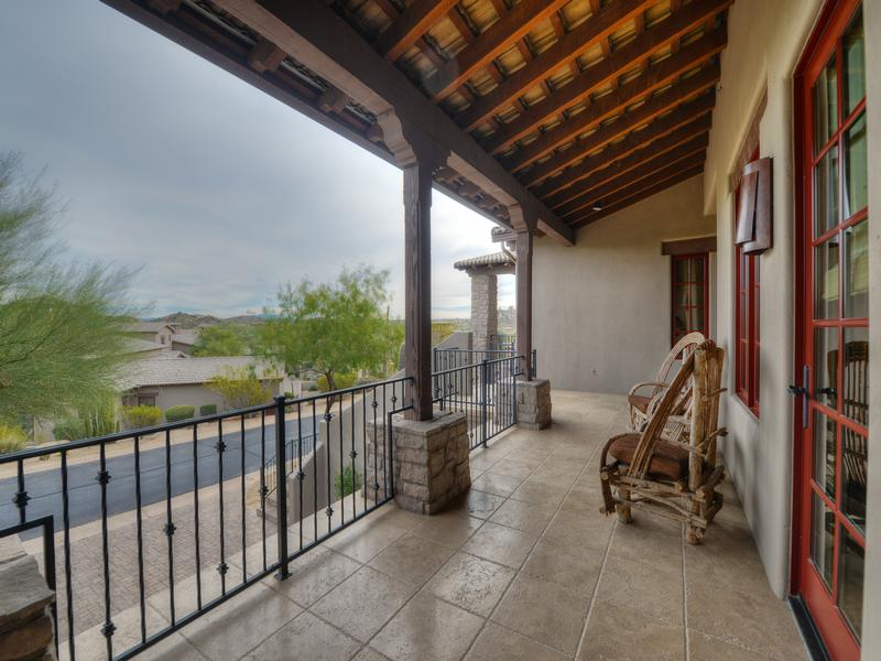 Luxury homes in The Rocks Residence Club, Scottsdale, Arizona