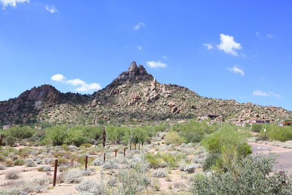 Luxury homes The Rocks Residence Club, Scottsdale, Arizona