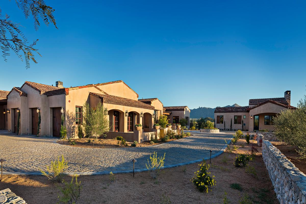 Newly Built Estate In Troon Area Of Scottsdale Arizona