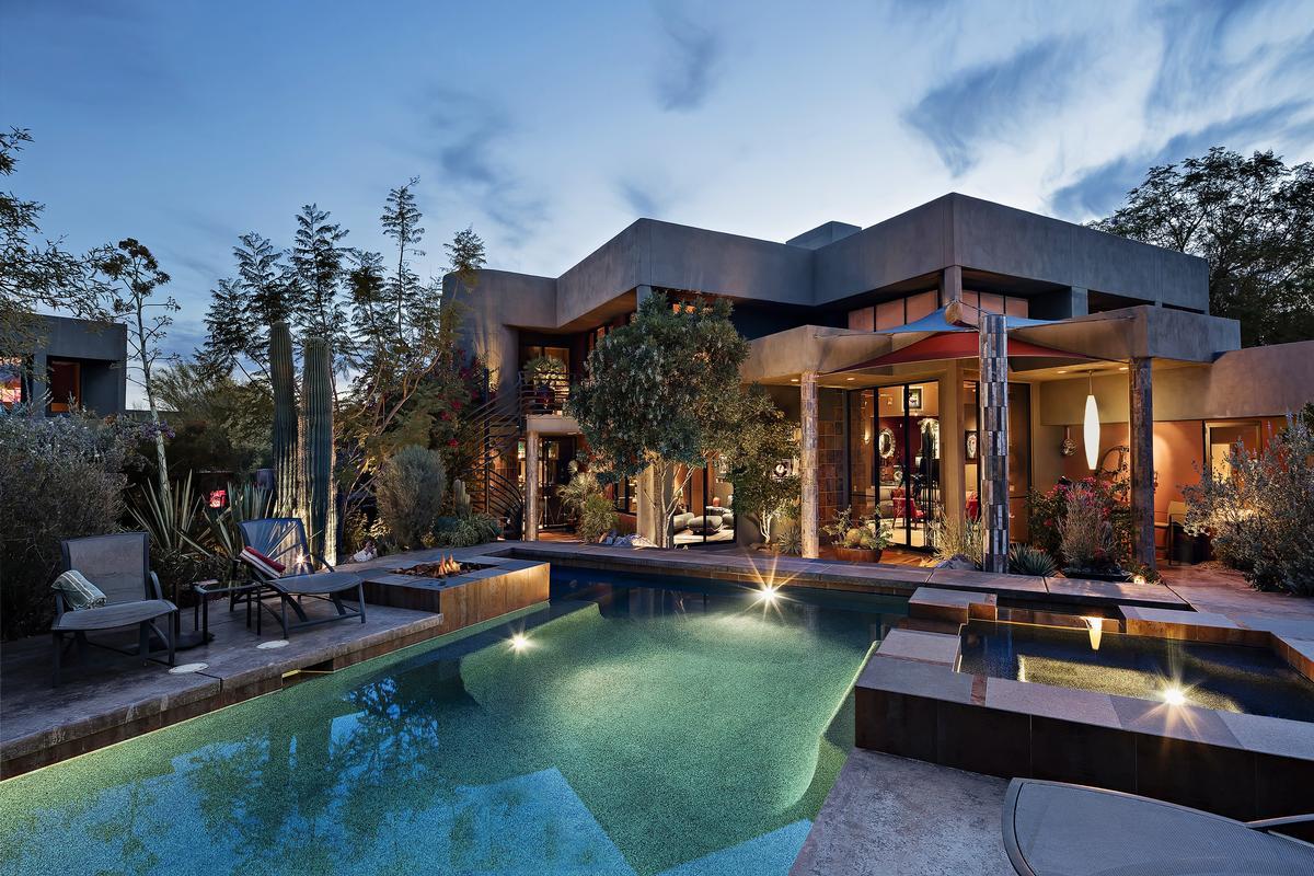 Pinnacle Peak Vistas Arizona Luxury Homes Mansions For