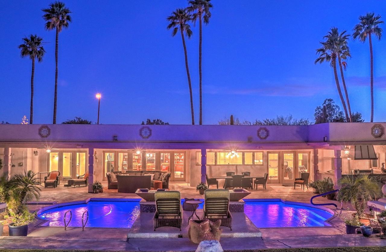 Luxury real estate SCOTTSDALES PREMIER LANDMARK PROPERTIES*